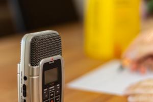 Interview mit einem erweiterten Zu-Infinitiv