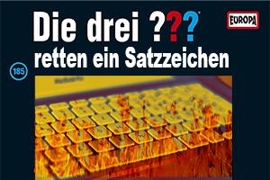 Fragezeichen-Cover